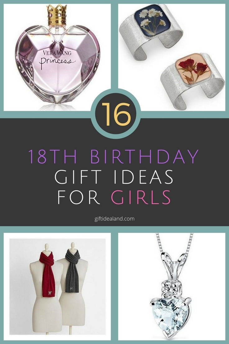 Best ideas about 18Th Anniversary Gift Ideas . Save or Pin 1000 18th Birthday Gift Ideas on Pinterest Now.