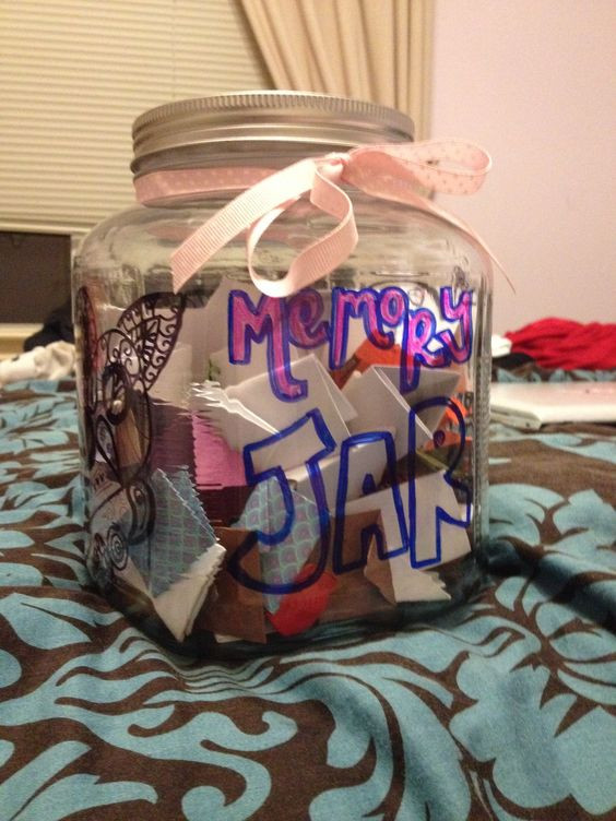 Best ideas about 18Th Birthday Gift Ideas For Best Friend . Save or Pin Jars Jokes and Origami paper on Pinterest Now.