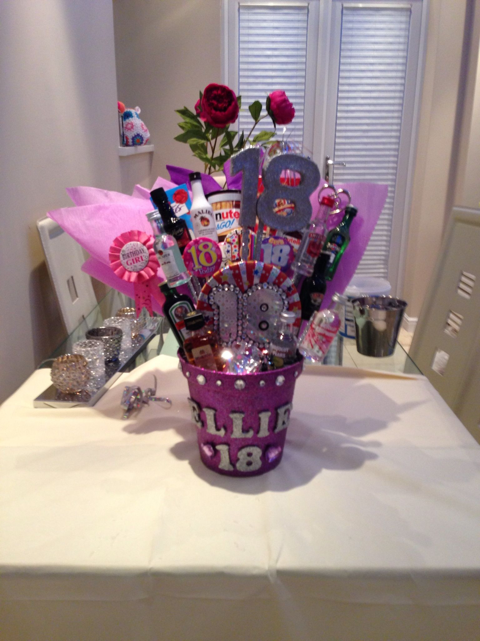 Best ideas about 18th Birthday Gift Ideas . Save or Pin 18th birthday bucket … Birthday Gift Ideas Now.