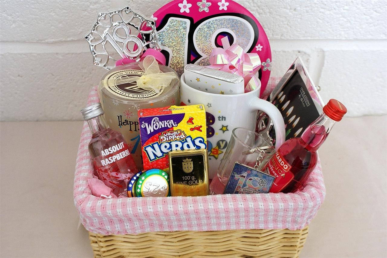 Best ideas about 18th Birthday Gift Ideas . Save or Pin 18th birthday present ideas Party ideas Now.