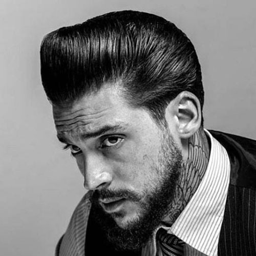 Best ideas about 1950S Male Hairstyles . Save or Pin 15 Best Rockabilly Hairstyles For Men Now.