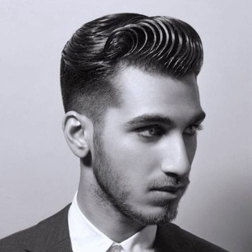 Best ideas about 1950S Male Hairstyles . Save or Pin 1950s Hairstyles For Men Now.