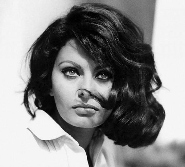 Best ideas about 1960S Old Hollywood Hairstyle Women . Save or Pin La Moda Italiana Sofija Loren WANNABE MAGAZINE Now.