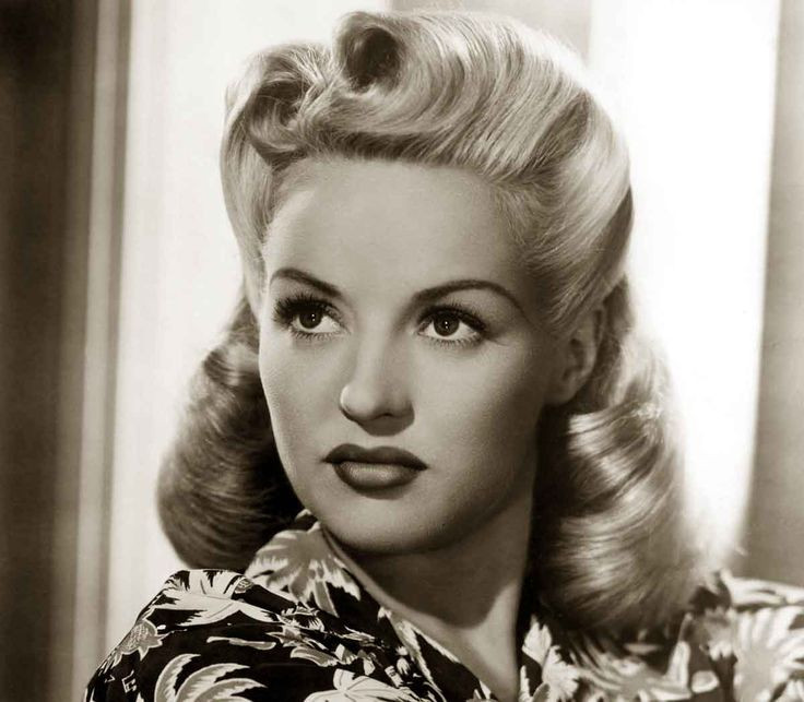 Best ideas about 1960S Old Hollywood Hairstyle Women . Save or Pin 1940s Hairstyles Memorable Pompadours Now.