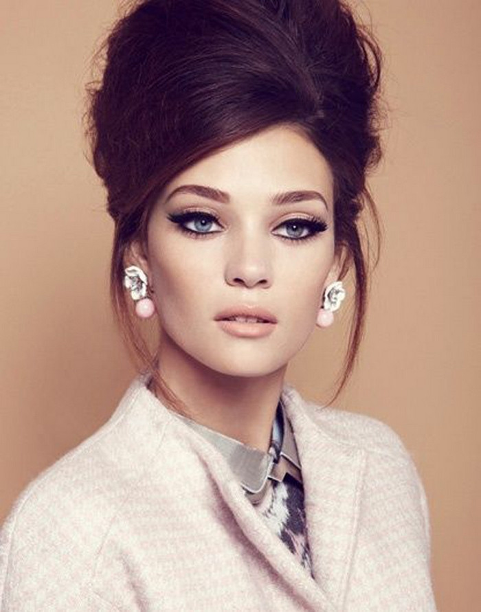 Best ideas about 1960S Old Hollywood Hairstyle Women . Save or Pin 30 Dreamy Vintage Hairstyles Inspired By Old Hollywood Now.