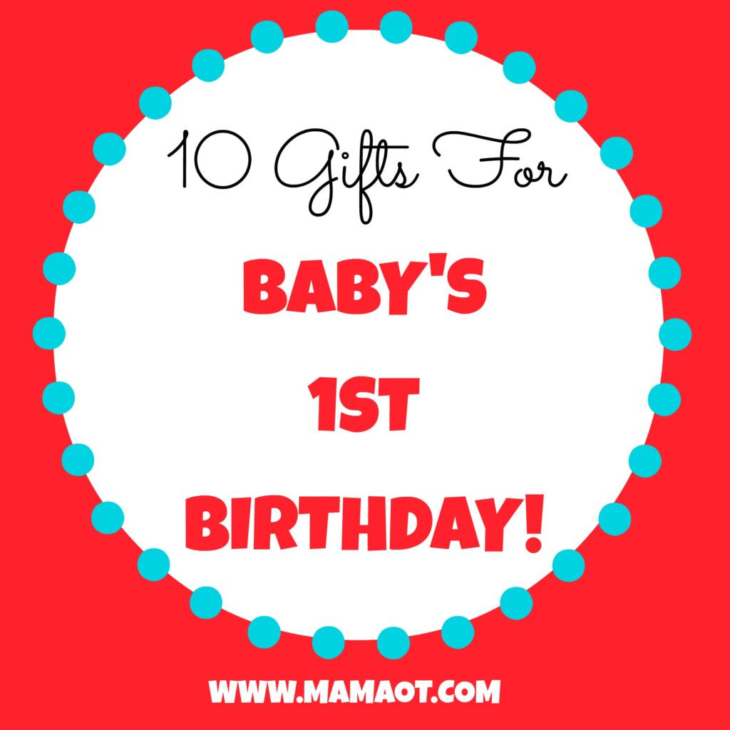 Best ideas about 1st Birthday Gifts For Girl . Save or Pin 10 Gifts for Baby s 1st Birthday Now.