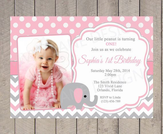Best ideas about 1st Birthday Girl Invitations . Save or Pin Best 25 Girl birthday invitations ideas on Pinterest Now.