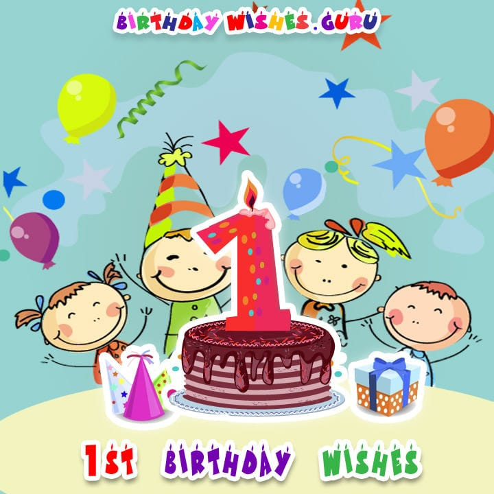 Best ideas about 1st Birthday Wishes For Baby Boy . Save or Pin Happy 1st Birthday First Birthday Now.