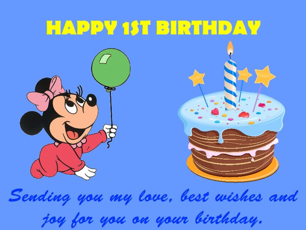 Best ideas about 1st Birthday Wishes For Baby Boy . Save or Pin 1st Birthday Wishes Messages and Quotes Collection Now.