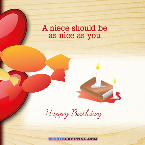 Best ideas about 1st Birthday Wishes For Niece . Save or Pin The 110 Happy Birthday Niece Birthday Wishes for Niece Now.