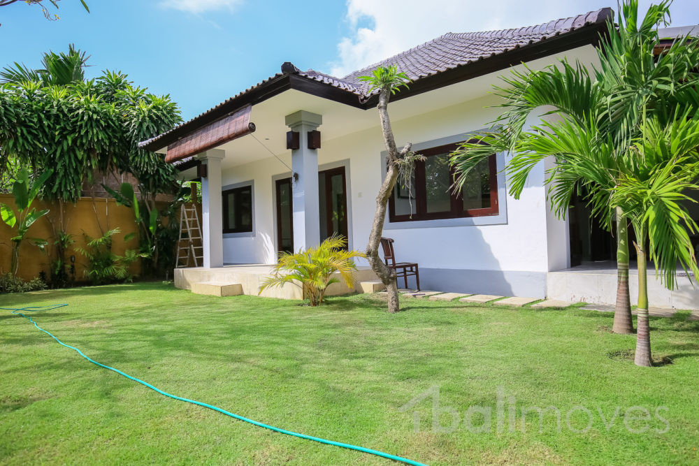 Best ideas about 2 Bedroom Houses For Rent . Save or Pin Two Bedroom House with Beautiful Garden ⋆ Sanur s Local Now.