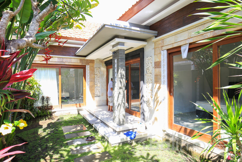 Best ideas about 2 Bedroom Houses For Rent . Save or Pin Two Bedroom Clean Modern House ⋆ Sanur s Local Agent Now.