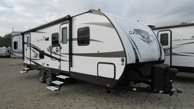Best ideas about 2 Bedroom Travel Trailer . Save or Pin 2018 Highland Ridge Ultra Lite 2510BH Two Bedroom Travel Now.