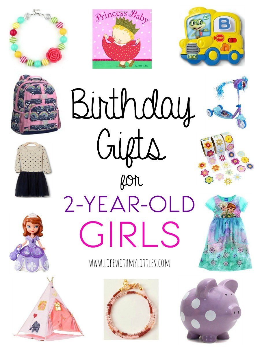 Best ideas about 2 Year Old Baby Girl Gift Ideas . Save or Pin Birthday Gifts for 2 Year Old Girls Life With My Littles Now.