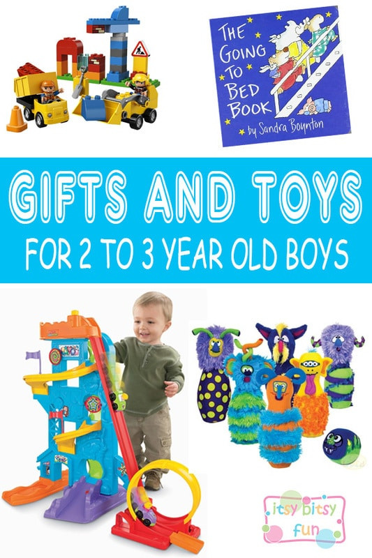 Best ideas about 2 Year Old Boy Gift Ideas . Save or Pin Best Gifts for 2 Year Old Boys in 2017 Itsy Bitsy Fun Now.