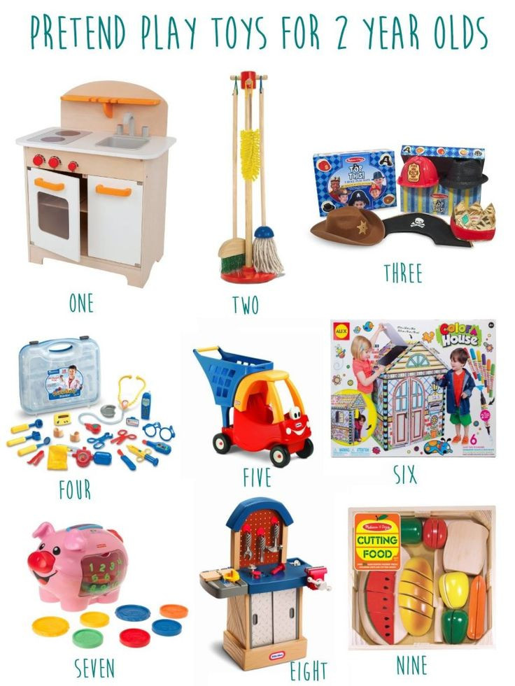 Best ideas about 2 Year Old Boy Gift Ideas . Save or Pin t guide for 2 year old boys pretend play Now.