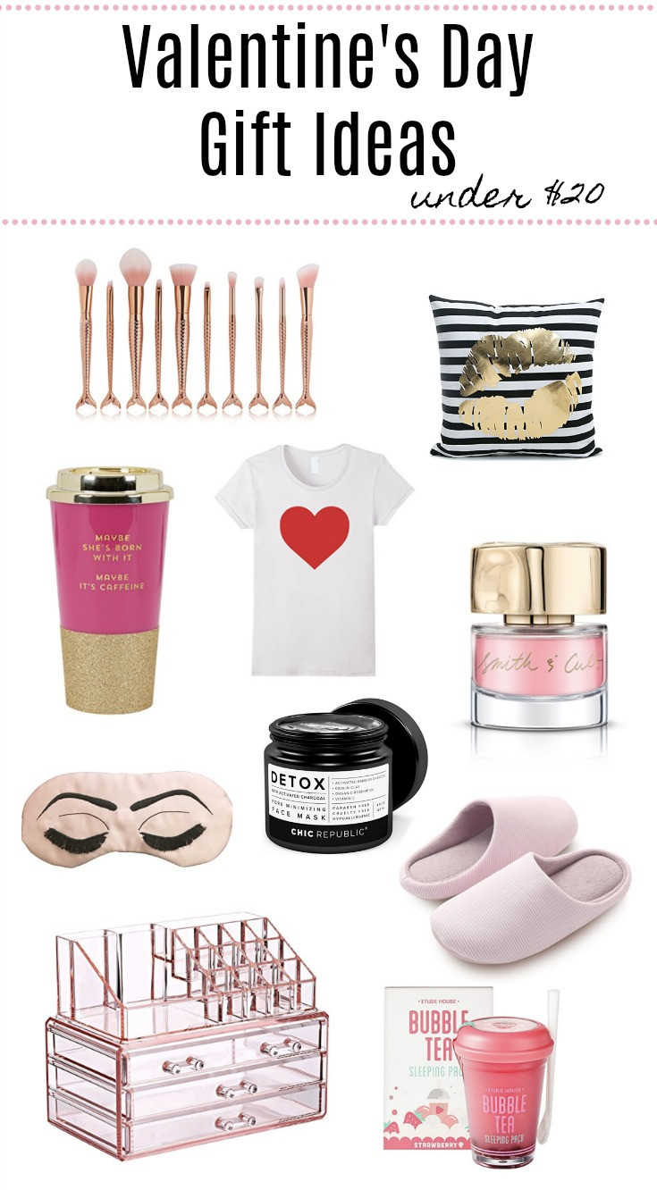 Best ideas about $20 Gift Ideas . Save or Pin Valentine s Gift Ideas Under $20 Now.