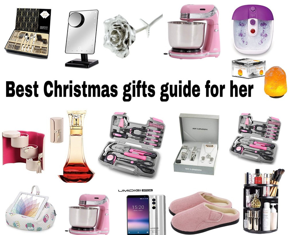 Best ideas about 2019 Gift Ideas For Her . Save or Pin Best Christmas Gift Ideas for Women 2019 Now.