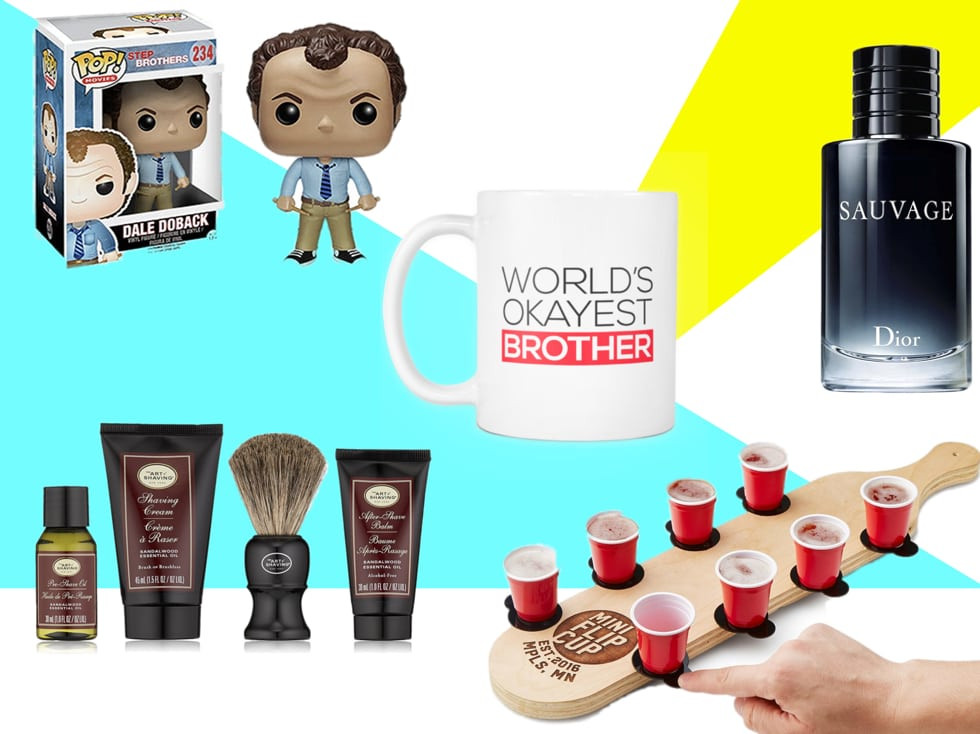 Best ideas about 2019 Gift Ideas For Her . Save or Pin 10 Best Birthday Gifts for Your Brother 2018 – Cool Now.
