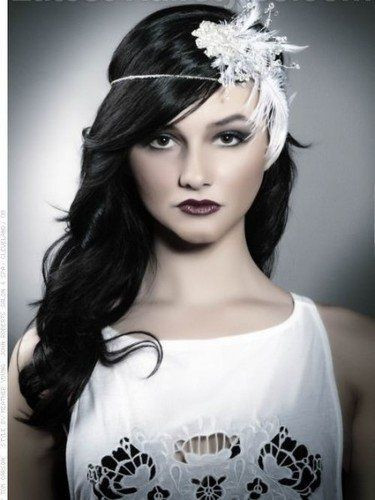 Best ideas about 20S Long Hairstyle . Save or Pin 1000 ideas about 1920s Long Hair on Pinterest Now.