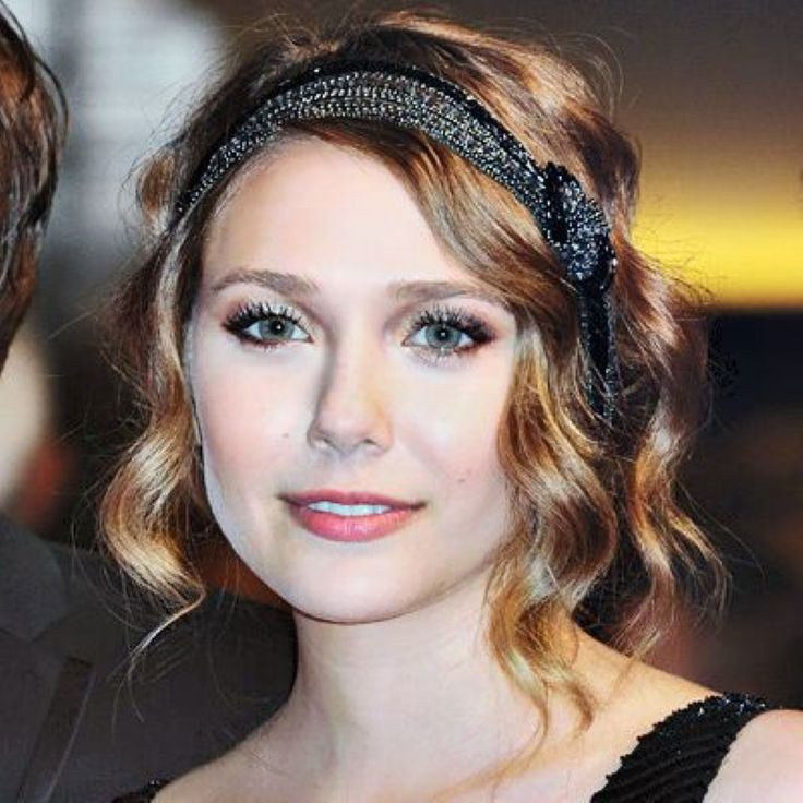 Best ideas about 20S Long Hairstyle . Save or Pin 1920s hairstyles for long hair with headband Now.