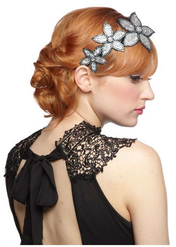 Best ideas about 20S Long Hairstyle . Save or Pin Flapper Girl Hair How To Get A 1920s Waves Hairstyle Now.