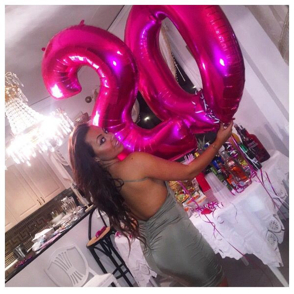 Best ideas about 20th Birthday Outfit Ideas . Save or Pin ⊱VegasVixenJD⊰ ღ Birthdays ღ Pinterest Now.