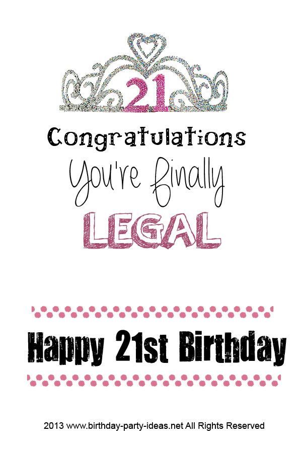 Best ideas about 21 Birthday Quotes . Save or Pin Best 25 21 birthday quotes ideas on Pinterest Now.