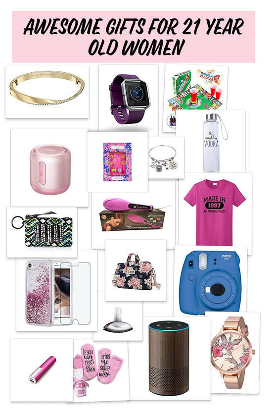 Best ideas about 21 Year Old Gift Ideas . Save or Pin Gifts for 21 Year Old Woman Best Gifts For Women in Now.
