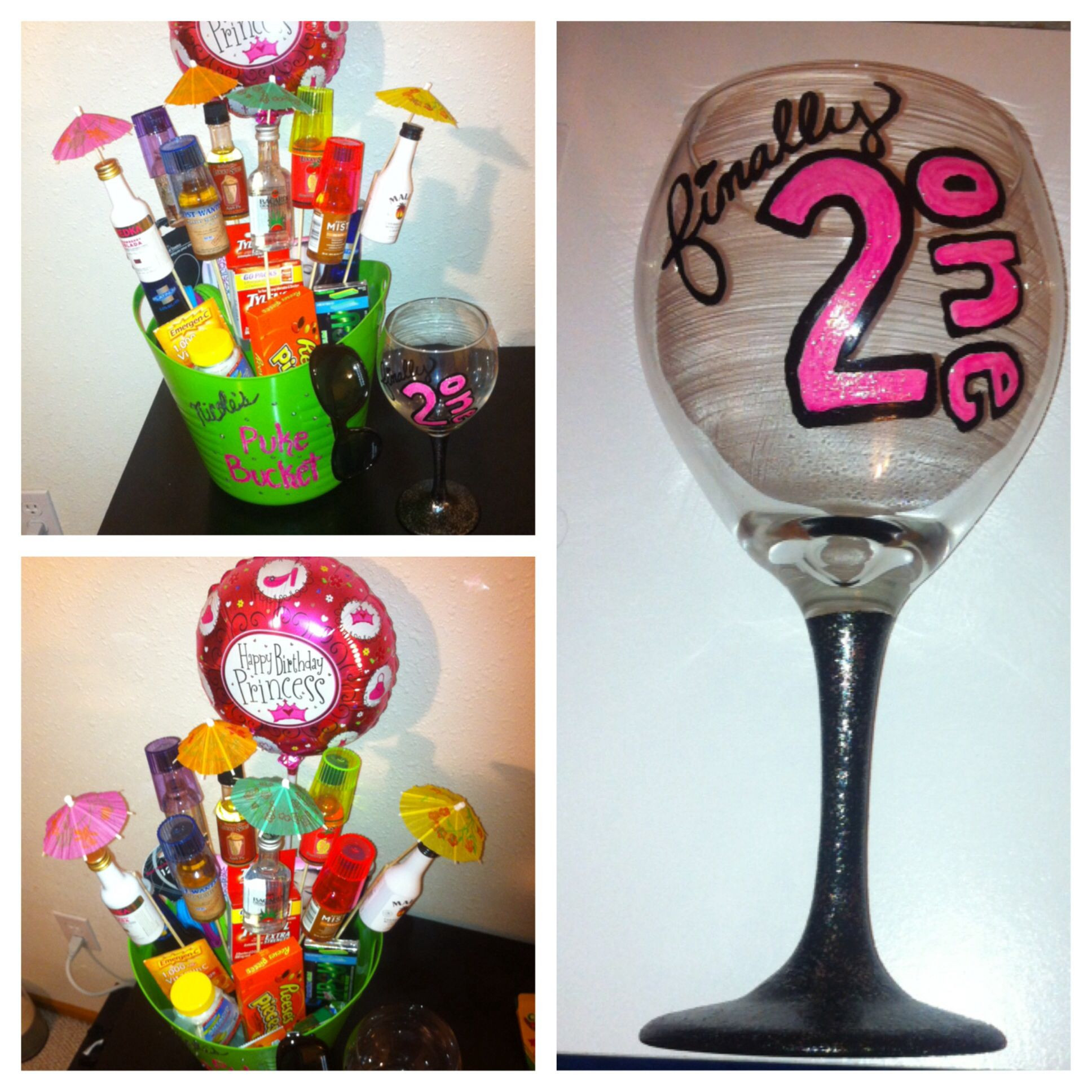 Best ideas about 21 Year Old Gift Ideas . Save or Pin Birthday Gifts for 21 Year Old Women DIY Now.