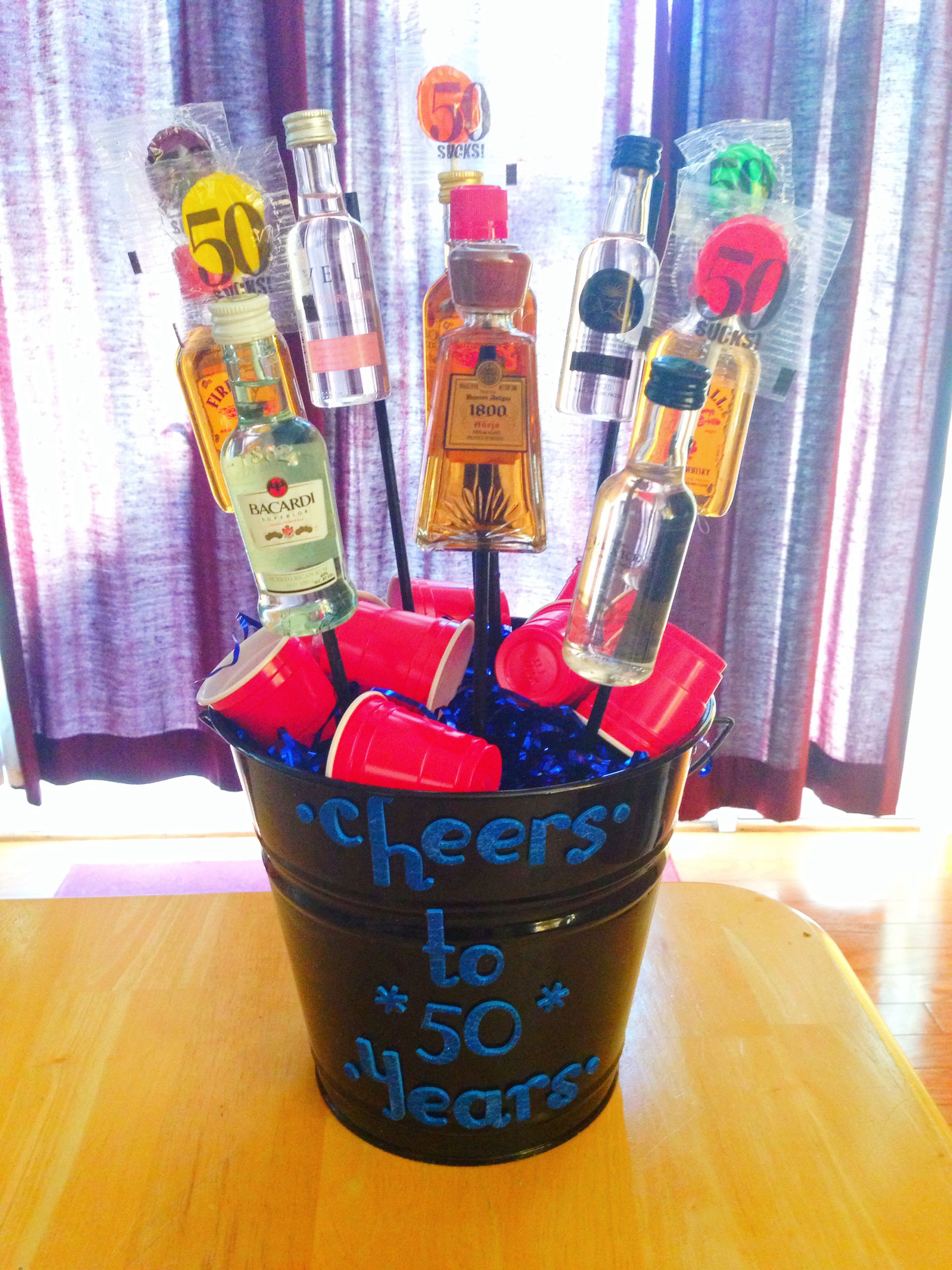 Best ideas about 21 Year Old Gift Ideas . Save or Pin Alcohol t for over 21 year olds Now.