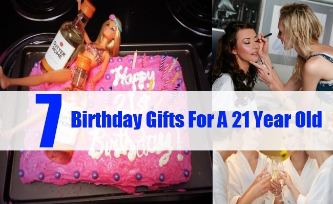 Best ideas about 21 Year Old Gift Ideas . Save or Pin Birthday Gifts For A 21 Year Old Unique Gift ideas For A Now.