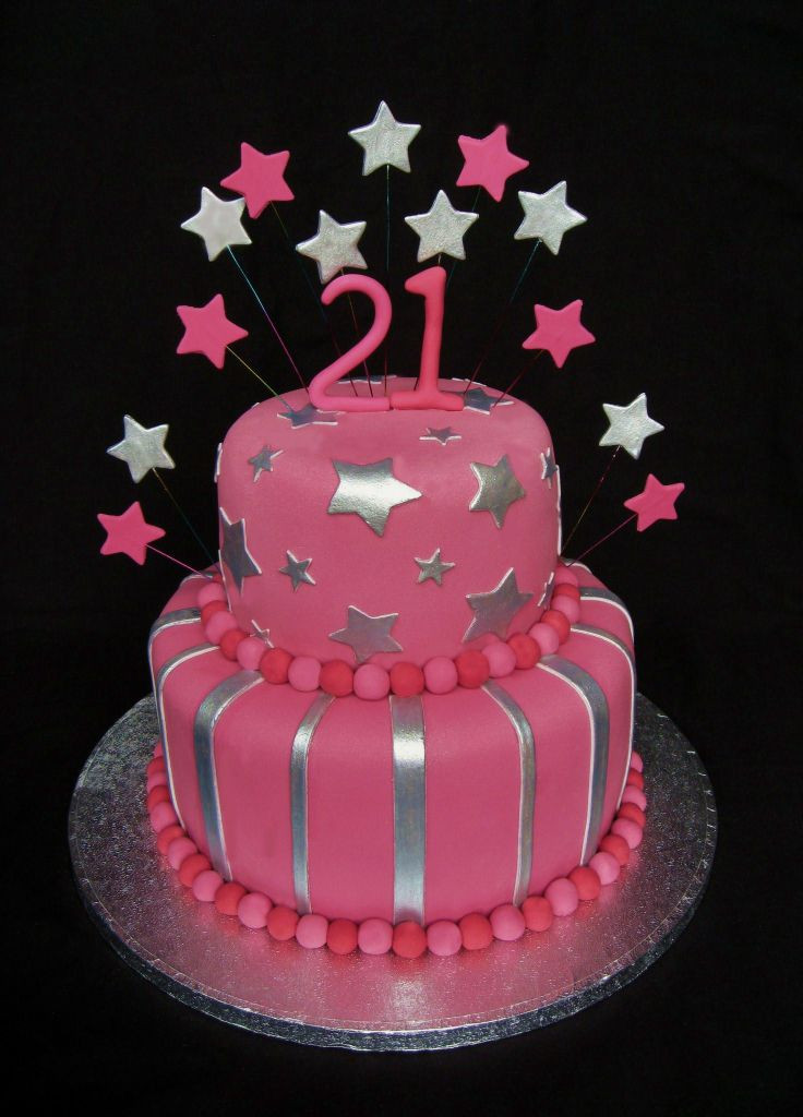Best ideas about 21st Birthday Cake . Save or Pin 1000 ideas about 21st Birthday Cakes on Pinterest Now.