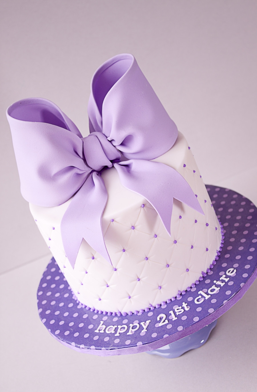 Best ideas about 21st Birthday Cake . Save or Pin 21St Birthday Cake CakeCentral Now.