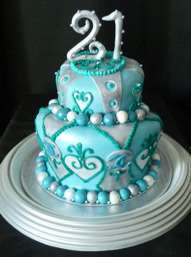 Best ideas about 21st Birthday Cake . Save or Pin 21ST BIRTHDAY CAKES Now.
