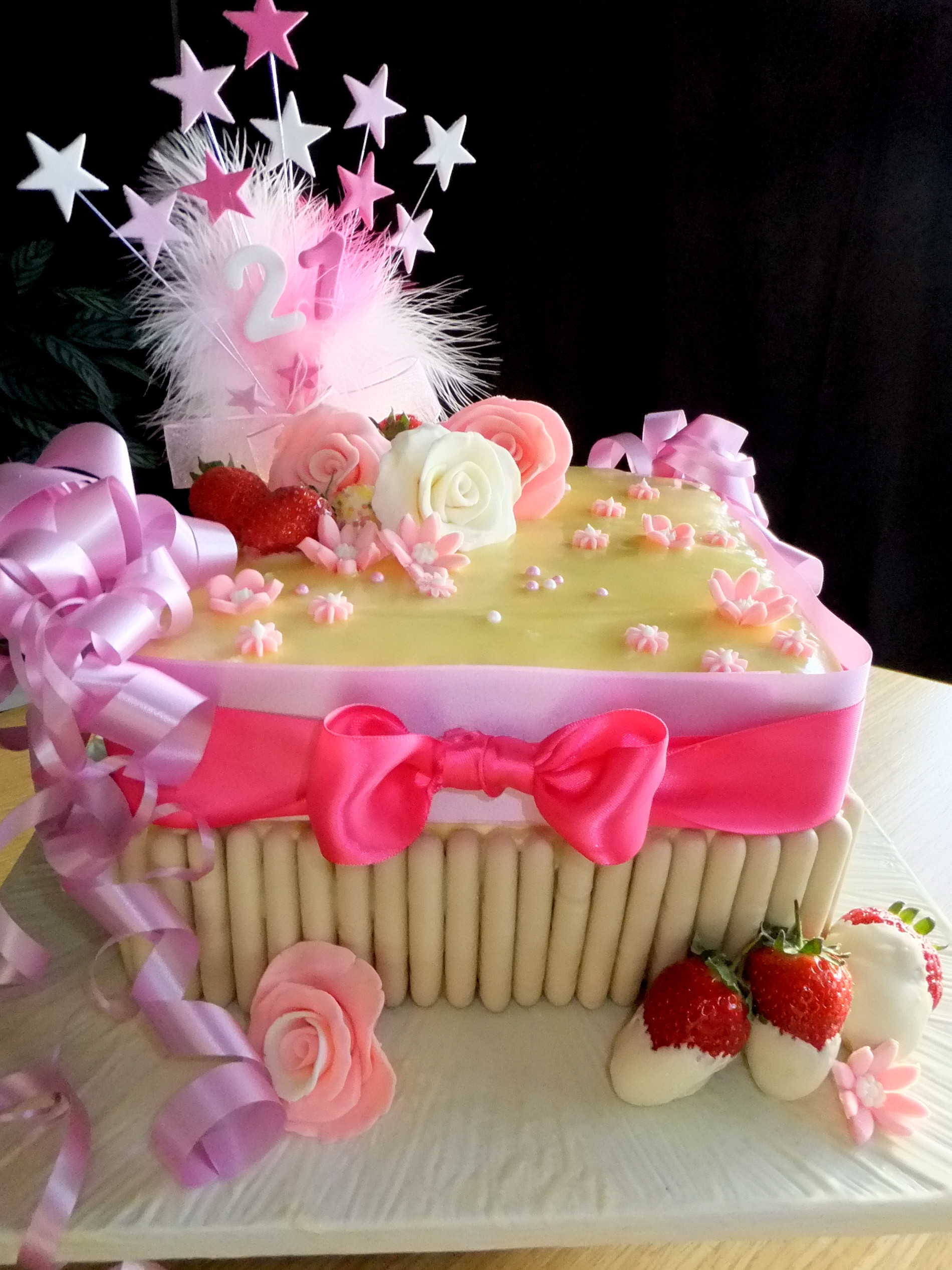 Best ideas about 21st Birthday Cake . Save or Pin 21st Birthday Cake Now.