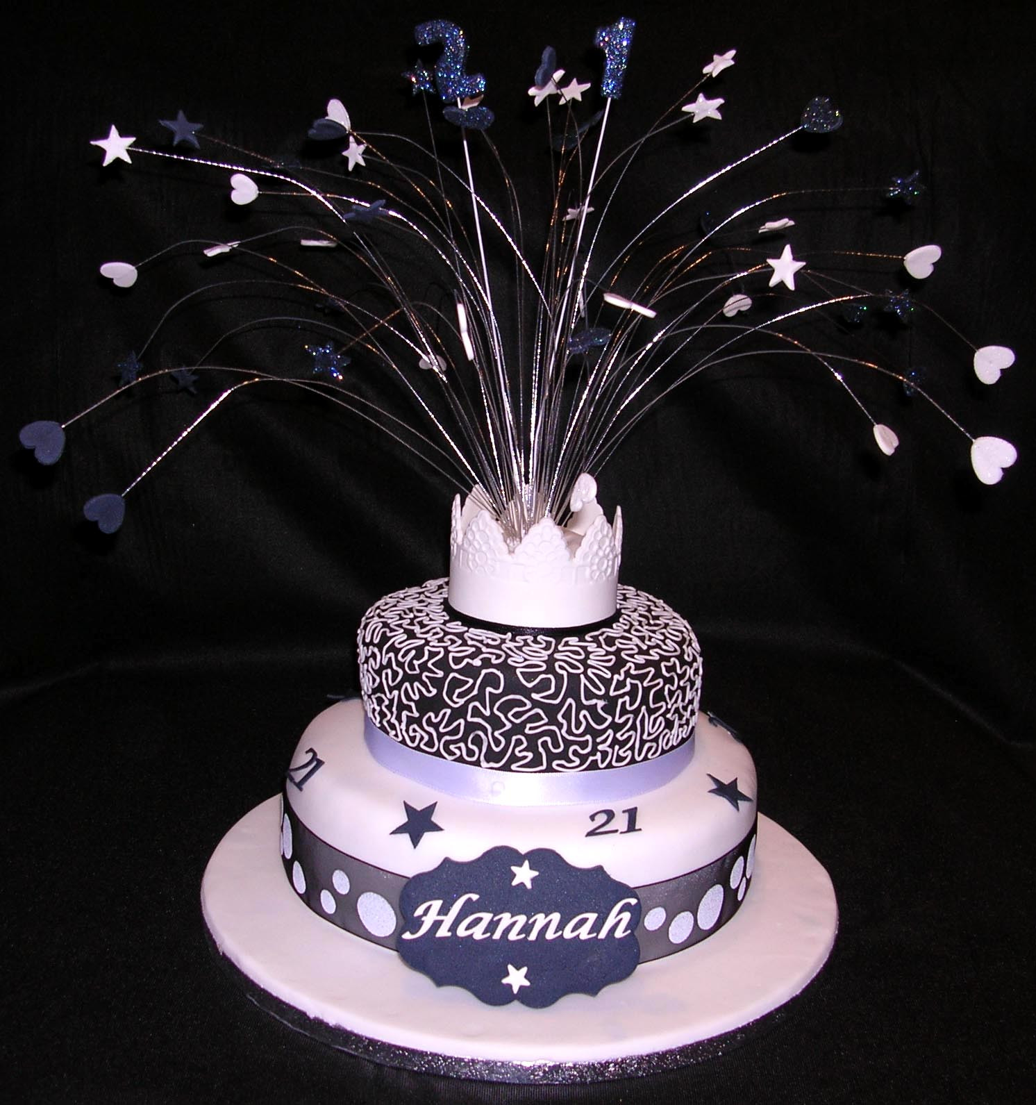 Best ideas about 21st Birthday Cake . Save or Pin Birthday Cakes Now.