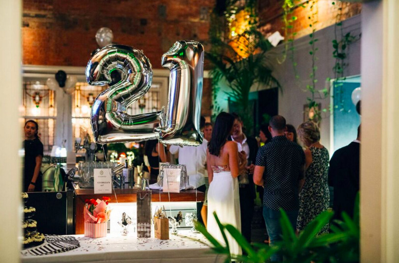 Best ideas about 21st Birthday Decorations . Save or Pin 21 Birthday Party Ideas for Your 21st That You re Now.