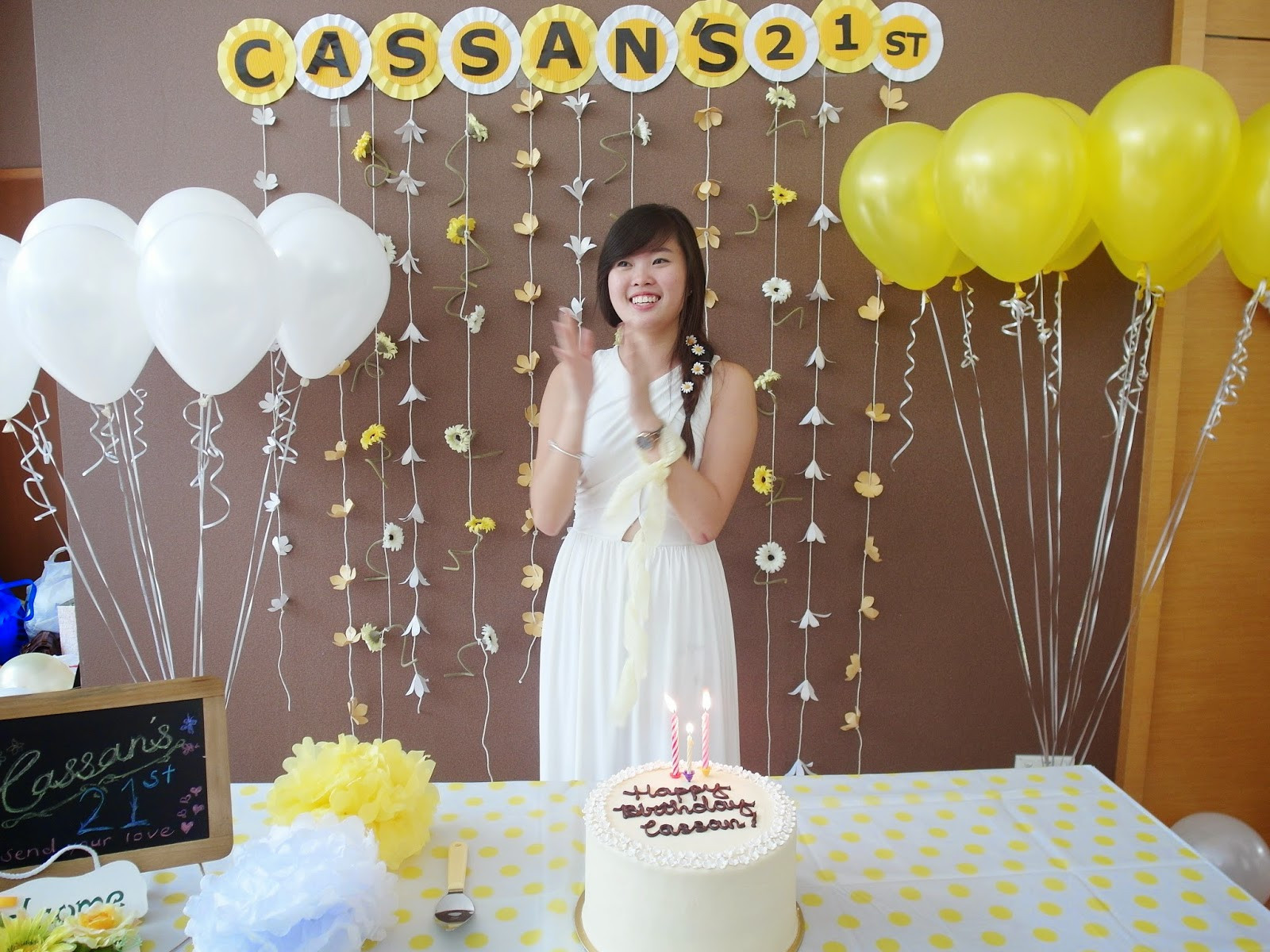 Best ideas about 21st Birthday Decorations . Save or Pin How to Throw a Successful 21st Birthday Party Now.