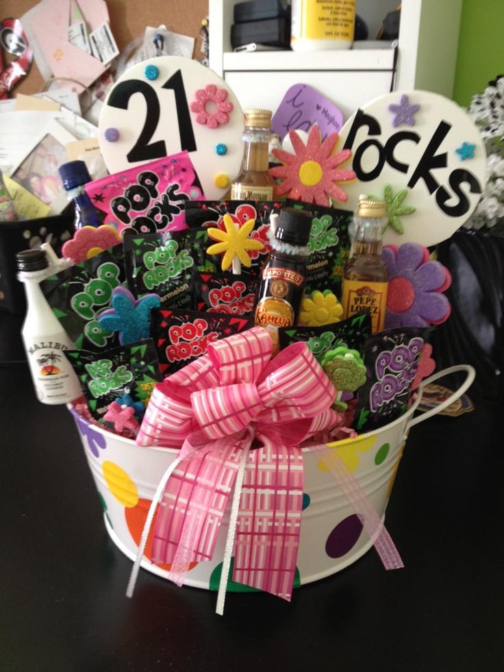 Best ideas about 21St Birthday Gift Ideas . Save or Pin 21st Birthday Gift Ideas Now.