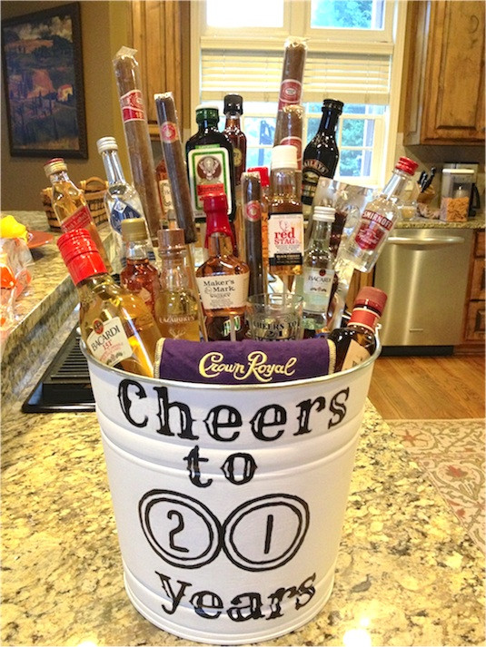 Best ideas about 21St Birthday Gift Ideas . Save or Pin 35 Easy to Make DIY Gift Ideas That You Would Actually Now.