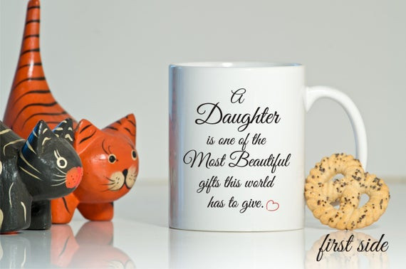 Best ideas about 21St Birthday Gift Ideas For Daughter . Save or Pin Personalized 21st birthday t 21st birthday mug Gift for Now.