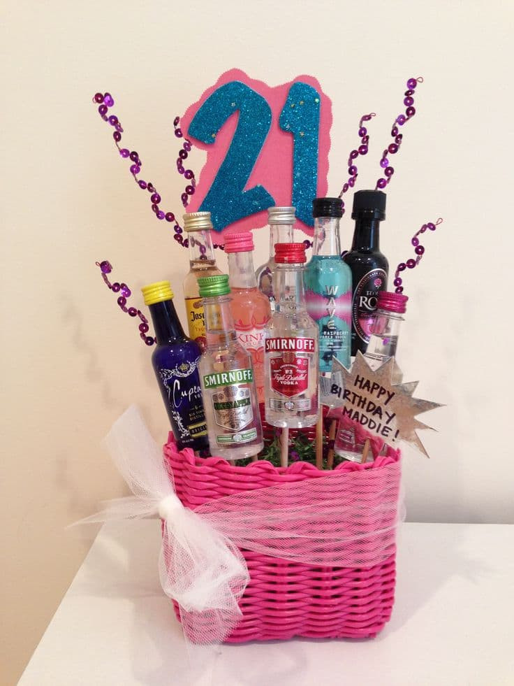 Best ideas about 21St Birthday Gift Ideas For Girlfriend . Save or Pin Happy 21 Birthday 21St Birthday for Her Now.