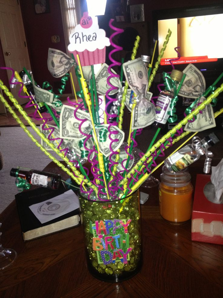 Best ideas about 21St Birthday Gift Ideas . Save or Pin 21st birthday t ideas Now.