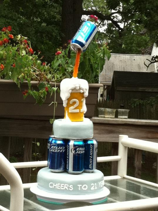 Best ideas about 21st Birthday Party Ideas For Guys . Save or Pin Best 25 21st birthday cupcakes ideas on Pinterest Now.