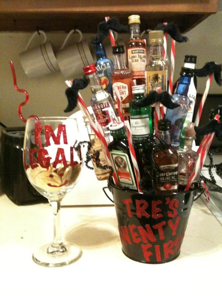 Best ideas about 21st Birthday Party Ideas For Guys . Save or Pin 17 Best images about Party Ideas on Pinterest Now.