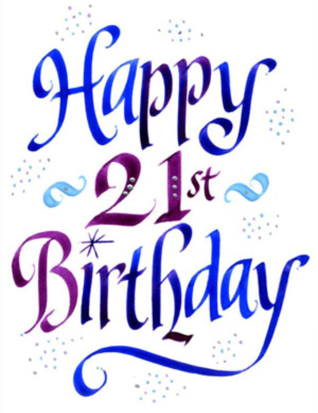 Best ideas about 21st Birthday Wishes . Save or Pin 25 best ideas about 21st Birthday Wishes on Pinterest Now.