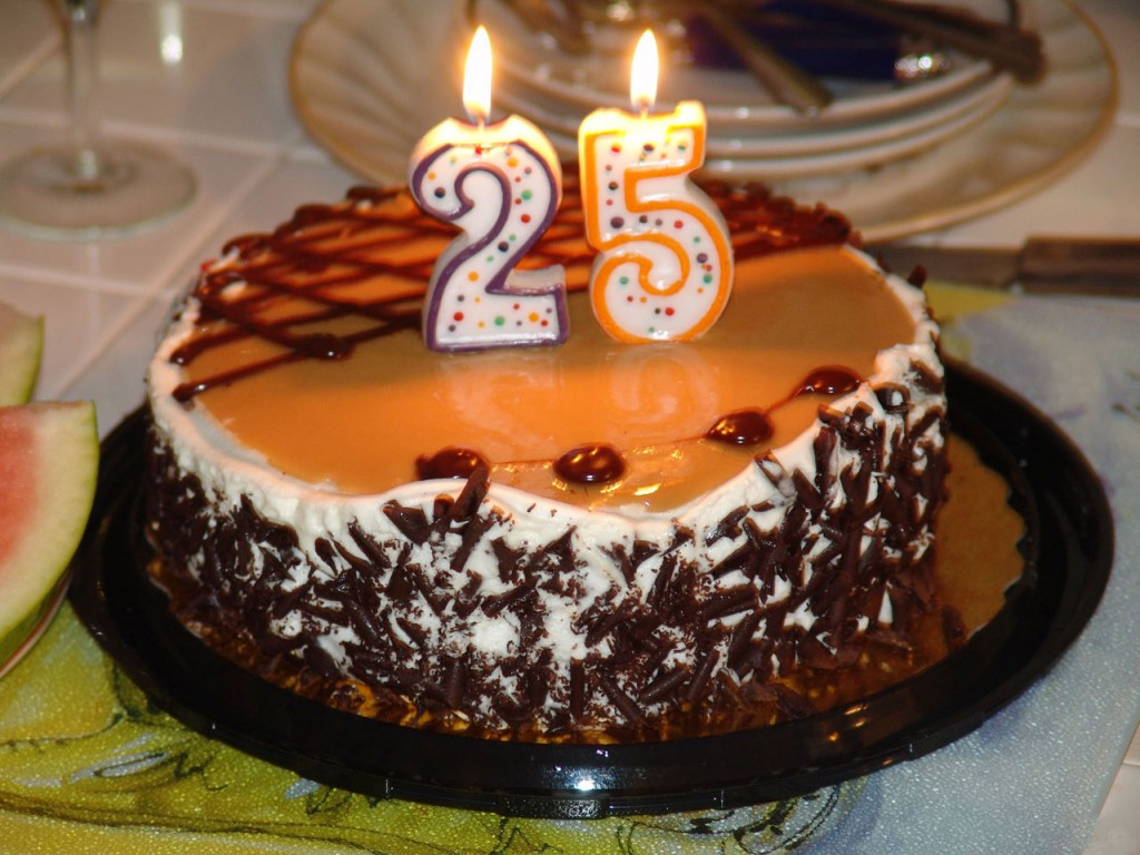 Best ideas about 25 Birthday Cake . Save or Pin Free Chocolate Cream Strawberry And Pineapple Cakes Now.