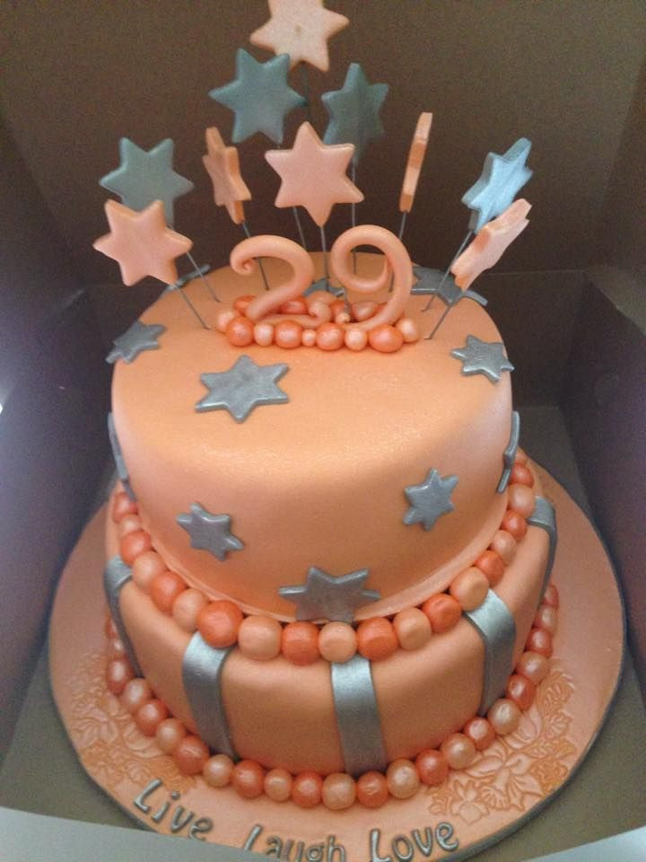 Best ideas about 29th Birthday Cake . Save or Pin 29th Birthday Cake Cakes Pinterest Now.