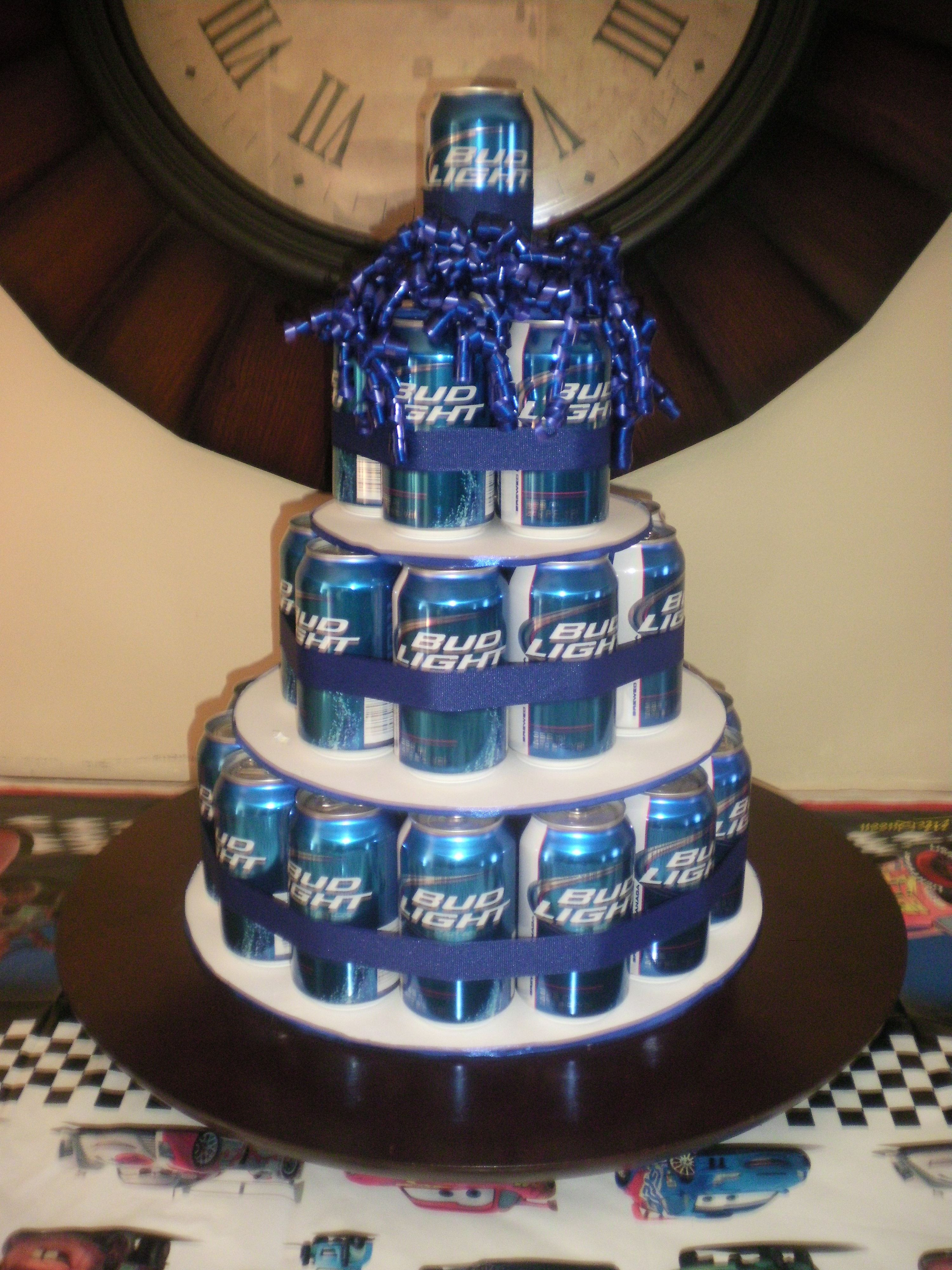 Best ideas about 29th Birthday Cake . Save or Pin 29 beers for my son s 29th Birthday Neat Now.